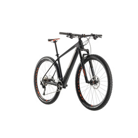 Cube Reaction C:62 Race MTB Hardtail sort